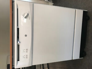 GE GSC3500D55WW Portable Dishwasher used for 6 months $250