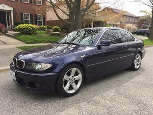 2004 BMW 3-Series 325Ci Sport Coupe (2 door)