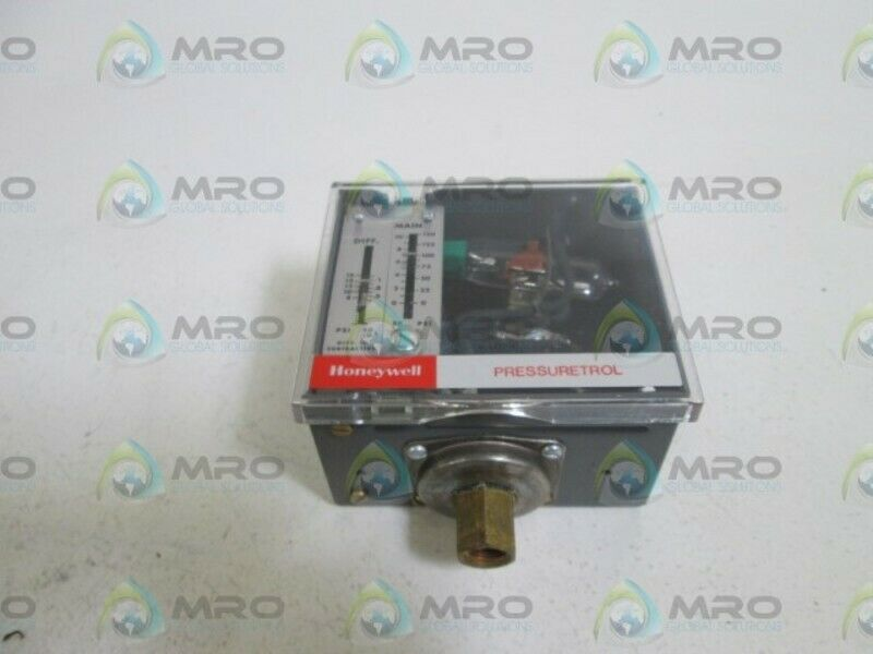 HONEYWELL PRESSURETROL CONTROLLER L404B 1346 *NEW NO BOX*