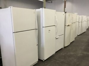 White Apartment Size Fridge Sale
