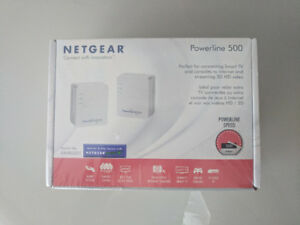 Netgear Powerline 500 (XAVB5201) (40$ Négociable)