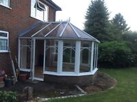 Anglian Victorian conservatory
