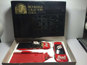 Dale Earnhardt Jr 1:24 Crew Cab, Open Trailer And Stock Car Kitchener / Waterloo Kitchener Area image 6