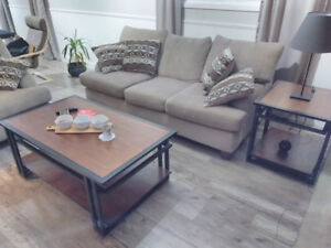Coffee Table and 2 Side Tables (Brand New!)