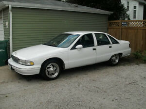 """Sold """"800 OBO"""" 1991 Caprice Classic sold sold sold"""