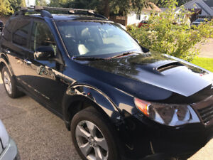 2010 Subaru Forester XT Turbo SUV