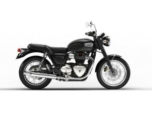 2019 Triumph Bonneville T100