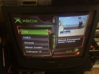 AWESOME MODDED XBOX LOADED WITH THOUSANDS OF RETRO VIDEO GAMES!