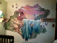 Artiste muraliste