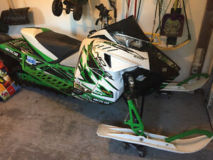 Great condition, reliable sled