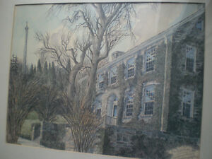 "Ben Babelowsky-""MacKenzie House"" Print Kitchener / Waterloo Kitchener Area image 3"