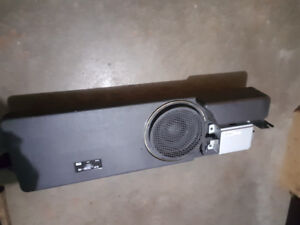 Factory sub, box and amp from F150
