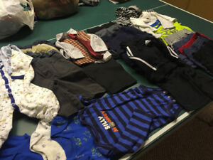 Boys 3-6 month clothing package & Christmas outfit