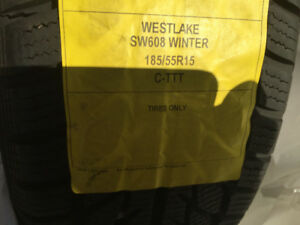 Westlake 185/55/15 winter tires