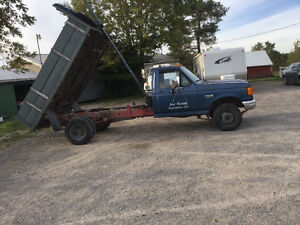 1990 Ford F450 7.3 diesel for sale Peterborough Peterborough Area image 3