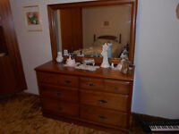 Double Dresser For Sale