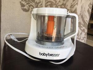 New Baby Brezza Baby Food Maker Machine ($100 + tax)