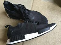 "Adidas NMD Primeknit "" winter wool"" black"