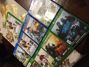 Xbox One & PS4 Games for SALE