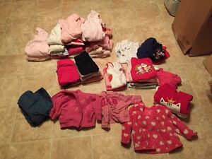 girl clothes 3-6 month