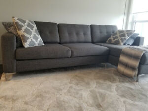 Beautiful modern couch