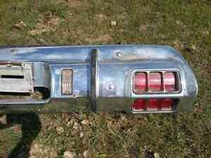 1972 cutlass rear bumper Strathcona County Edmonton Area image 2