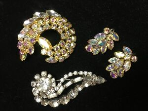 Vintage Gold Silver & Costume Jewls. Auction Thur Night Oct 27