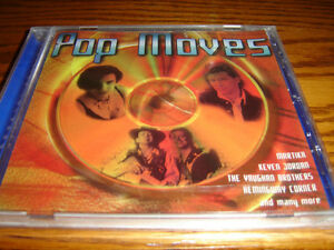 POP MOVES BRAND NEW FACTORY WRAPPED CD