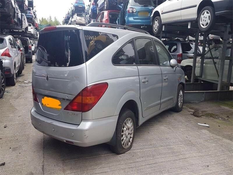 Ssangyong Breaking all used parts for Ssangyong Rodius Rexton Kyron Turismo Tivoli Musso Korando
