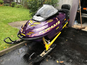 1999 FORMULA 3 III 800 -CHEAPEST IN COUNTRY BY FAR-