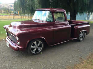 1955 CUSTOM CHEVY PICKUP