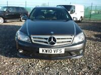 Mercedes C350 CDI BLUEEFFICIENCY SPORT