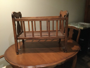 Antique Baby or Doll Bed