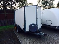 Tow a van / box trailer for hire