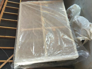 Queen size box spring for sale - Deep River
