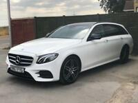 2017 Mercedes-Benz E Class 2.0 E220d AMG Line 9G-Tronic (s/s) 5dr