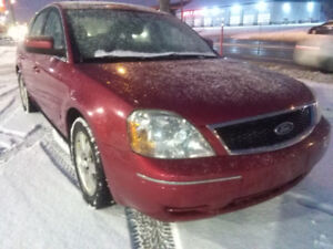 2006 Ford Five Hundred 4x4