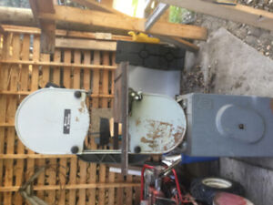 """Rockwell 14"""" Band Saw"""