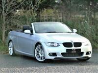 2009 BMW 320d M Sport Highline 2dr - SUPERB CONDITION - FSH - REMAP - SILVER
