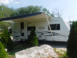 2005 23' Trail-Lite Hybrid Travel Trailer SOLD