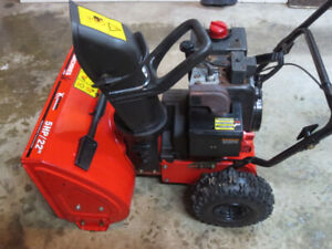 Yard Works Snowblower Good Condition Free Delivery