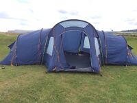 Vango Kura 600 tent, 6 berth