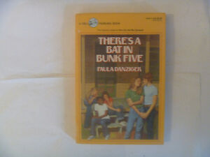There's A Bat In Bunk Five by Paula Danzinger