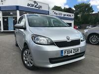 2014 Skoda CITIGO 0% FINANCE OFFER ON THIS CAR Manual Hatchback