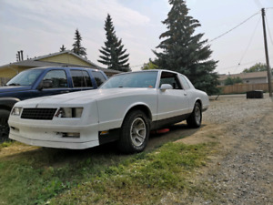 86 Monte Carlo ss need gone this weekend