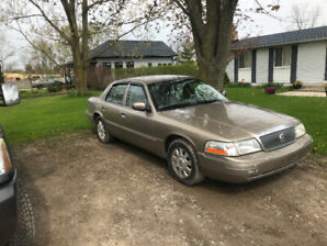 Grand Marquis for sale, in exceptional condition.