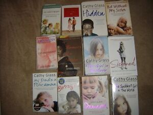 Several books for sale
