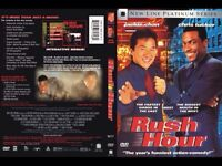 Rush Hour 1 & 2 & 3...  $8 For All Together...