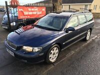 VOLVO V70 (7 SEATS) JUNE 2017 MOT, TRADE IN TO CLEAR