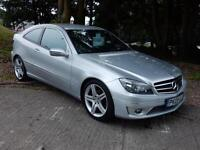Mercedes-Benz CLC 220 2.1TD CDI auto 2009 Sport **Finance From £160 a month**